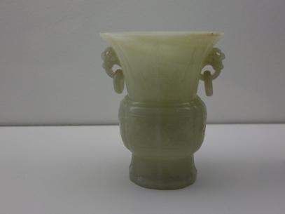 Flower-shaped vessel (Qing dynasty)