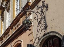 Detail and shadow. ul Freta, New Town